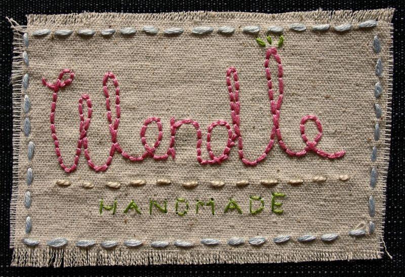 Wendle Lable - Colour