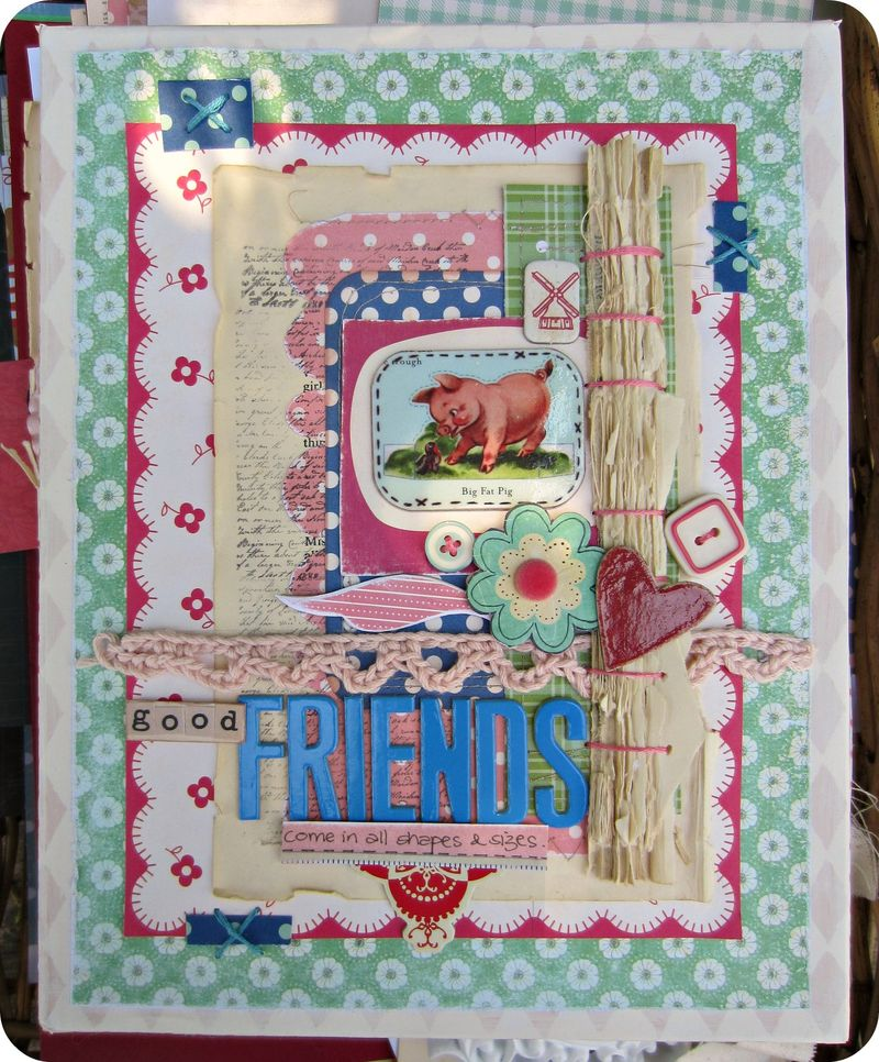 Friends collage 01