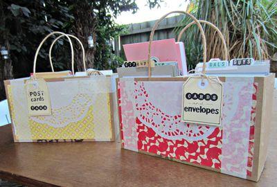 Typo storage bags